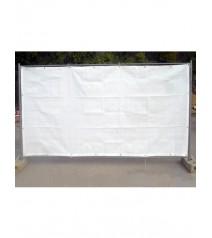 Bache transparente armée 220g/m² 8m x 14m