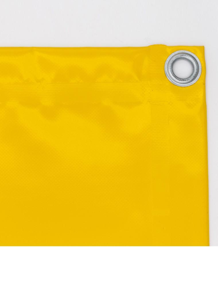 Bache de protection legere 6m x 8m 100g avec oeillets