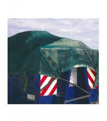 Bache lourde 150g avec oeillets  3m x 4m